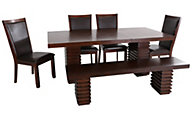 Steve Silver Brianna 6-Piece Dining Set