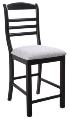 Steve Silver Bradford Black Chair
