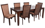 Steve Silver Cornell Table & 6 Chairs