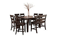 Steve Silver Victoria Counter Table & 4 Stools