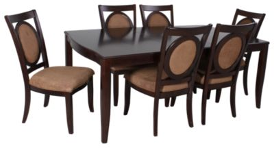 Steve Silver Montblanc 7-Piece Dining Set