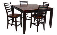 Steve Silver Abaco Counter Height 5 Piece Dining Set