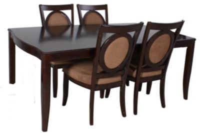 Steve Silver Montblanc 5-Piece Dining Set