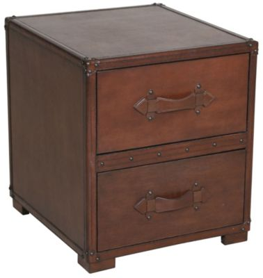 Steve silver jayden trunk end table homemakers furniture Silver trunk coffee table