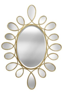 Stylecraft Gold Leaf Mirror