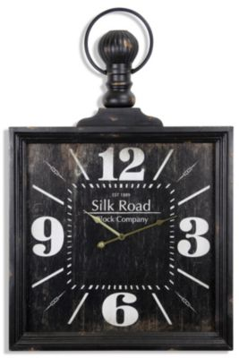 Stylecraft Metal Wall Clock