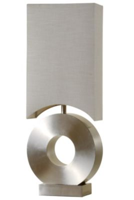 Stylecraft Wheel Table Lamp