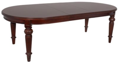 Thomasville fredricksburg oval leg dining table homemakers furniture - Thomasville kitchen table ...