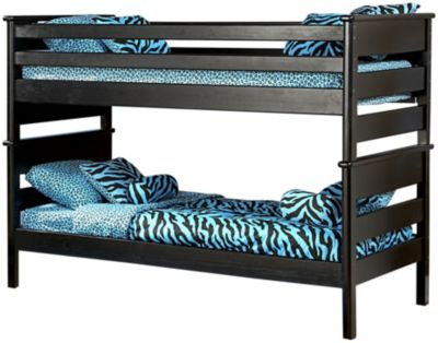 Trend Wood Laguna Twin/Twin Bunk Bed