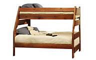 Trend Wood Sedona High Sierra Twin/Full Bunk Bed