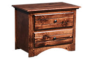 Trend Wood Sedona Nightstand