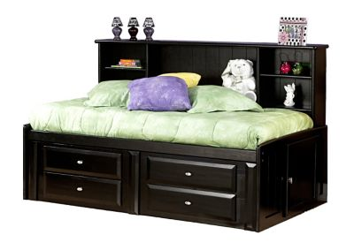 Trend Wood Laguna Twin Storage Bed