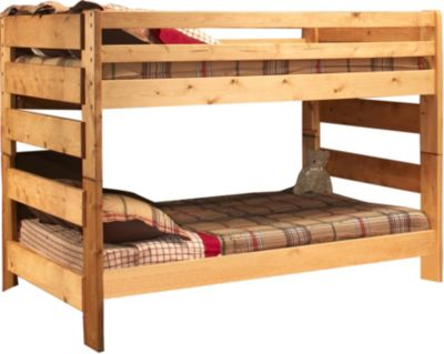 Trend Wood Bunkhouse Big Sky Full/Full Bunk Bed