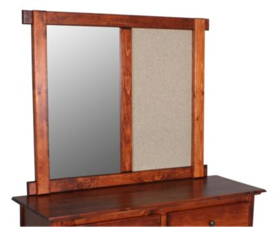Trend Wood Sedona Mirror