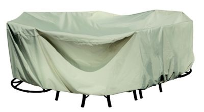Treasure Garden Patio Furniture Cover for Medium Dining Sets