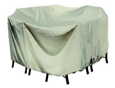 Treasure Garden Patio Furniture Cover for Round Dining Sets