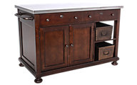 Universal Furniture Riverhouse Kitchen Island