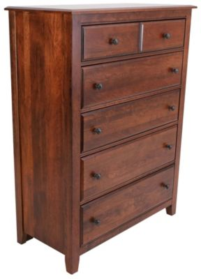 Vaughan Bassett Furniture Amish Cherry Loft Chest