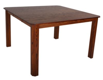 Woodco Solid Oak Counter Table