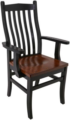Woodco Lincoln Arm Chair