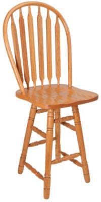 Woodco Paddle Back Counter Stool