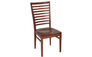 Woodco Tuscany Solid Oak Side Chair