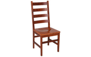 Woodco Solid Cherry Side Chair