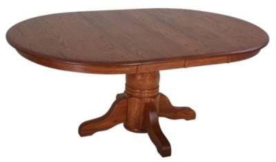 Woodco Solid Oak Dining Table