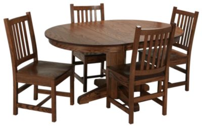 Woodco Table & 4 Chairs