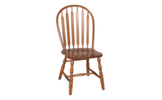 Woodco Solid Oak Side Chair