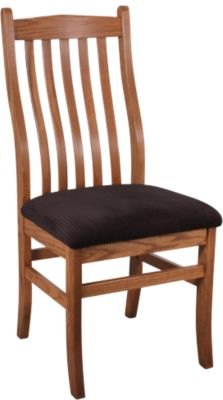Woodco Mission Side Chair
