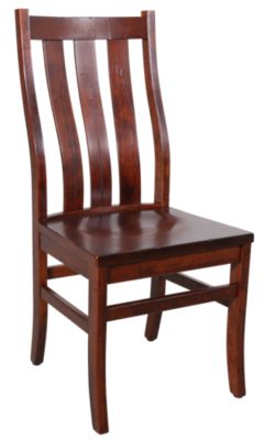 Woodco Washington Solid Cherry Side Chair