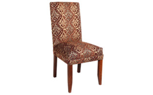 Woodco Upholstered Side Chair