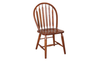 Woodco Paddle-Back Side Chair