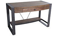 Whalen Llc New Castle 48-Inch Writing Desk