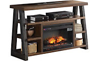 Whalen Llc Dakota TV Console with Fireplace