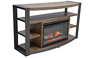 Whalen Llc Newcastle Fireplace Console