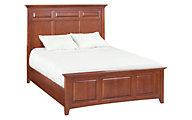 Whittier Wood McKenzie King Mantel Bed