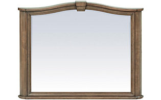 Whittier Wood Stonewood Mirror