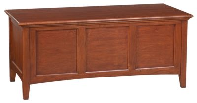 Whittier Wood McKenzie Cedar Storage Chest
