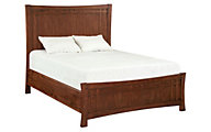 Whittier Wood Prairie City Queen Panel Bed