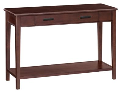 Whittier Wood Stayton Coffee Sofa Table