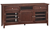 Whittier Wood McKenzie 73-Inch Coffee Media Center