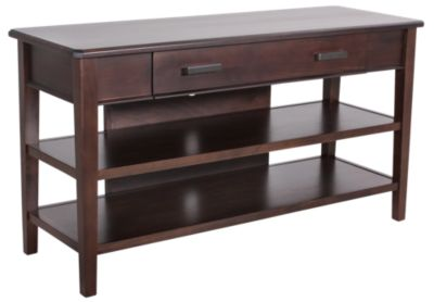 Whittier Wood Stayton 44 Inch Media Console