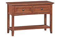 Whittier Wood Entry Table