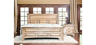 Oakwood Industries Bed