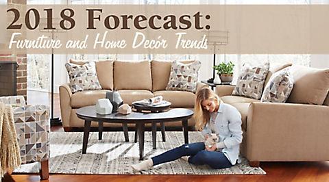 2018 Trends Home Décor