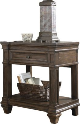 A America Gallatin Bedside Table