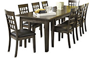 A America Bristol Point Versa Table & 8 Chairs