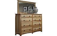 A America Adamstown Dresser with Mirror